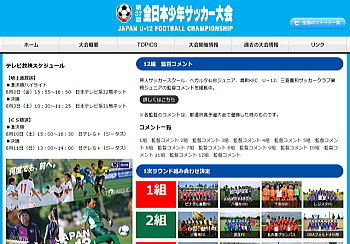 第37回全日本少年サッカー大会